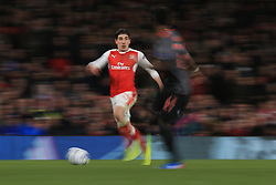 7 March 2017 - UEFA Champions League - (Round of 16) - Arsenal v Bayern Munich - Hector Bellerin of Arsenal - Photo: Marc Atkins / Offside.