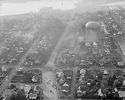 "Ackroyd 12099-14 ""Port of Portland. Aerials to show proposed new roads to Swan Island via Mocks Bottom. November 27, 1963"" (N. Going street)"