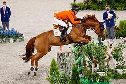 Smolders Harrie, NED, Bingo Du Parc, 372<br /> Olympic Games Tokyo 2021<br /> © Hippo Foto - Stefan Lafrentz<br /> 07/08/2021