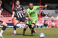 Grimsby Town FC v Port Vale 010521