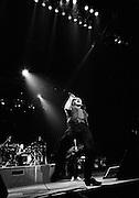Photo of Bono Live - Wembley Stadium - Joshhua Tree tour 1987