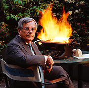 Dominick Dunne, Writer, Author and Hollywood Producer.