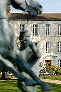 Jardin public à Melun, Seine-et-Marne, 2008.