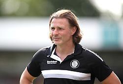 Wickham Wanderers Manager Gareth Ainsworth