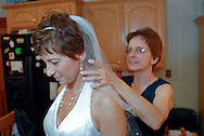 10/17/09 - 1:47:57 PM - MAYS LANDINGS, NJ: Laurie & Tony - October 17, 2009 (Photo by William Thomas Cain/cainimages.com)