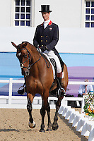William Fox-Pitt; Gaucho London 2012 Olympics Sport Testing Program Greenwich Park Equestrian Dressage Eventing , London, UK, 04 July 2011:  Contact: Rich@Piqtured.com +44(0)7941 079620 (Picture by PiQtured)