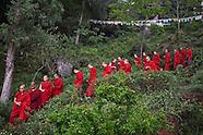 Journey among Bhutanese nuns