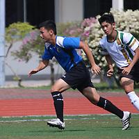 2016 National A Div Football: ACJC vs SRJC