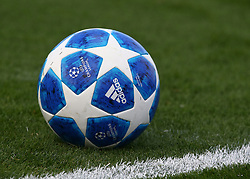 October 3, 2018 - London, England, United Kingdom - Enfield, UK. 03 October, 2018.Match Ball.during UEFA Youth League match between Tottenham Hotspur and FC Barcelona at Hotspur Way, Enfield. (Credit Image: © Action Foto Sport/NurPhoto/ZUMA Press)