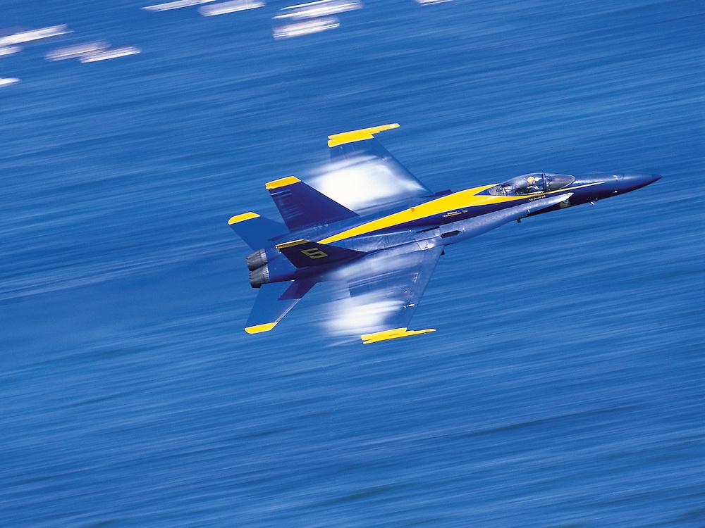 Aviation Blue Angel F18