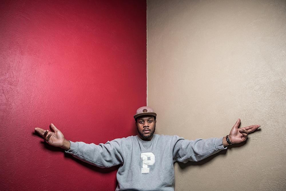 Fat Tony - Rapper - Houston, Texas - 2015