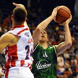 20151018: SRB, Basketball - ABA League 2015/16, KK Crvena Zvezda vs KK Union Olimpija Ljubljana