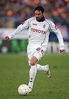 Fotball<br /> Serie A Italia<br /> Foto: Graffiti/Digitalsport<br /> NORWAY ONLY<br /> <br /> Empoli 18/12/2005 <br /> <br /> Empoli v Fiorentina 1-1<br /> <br /> Stefano Fiore Fiorentina