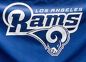 Football: Los Angeles Rams training session