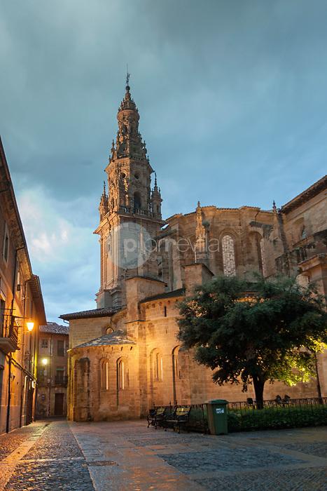 Catedral de Santo Domingo de la Calzada. La Rioja ©Daniel Acevedo / PILAR REVILLA