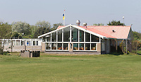 AMELAND -  Clubhuis. Amelandse Golfbaan 'De Amelander Duinen' . COPYRIGHT KOEN SUYK