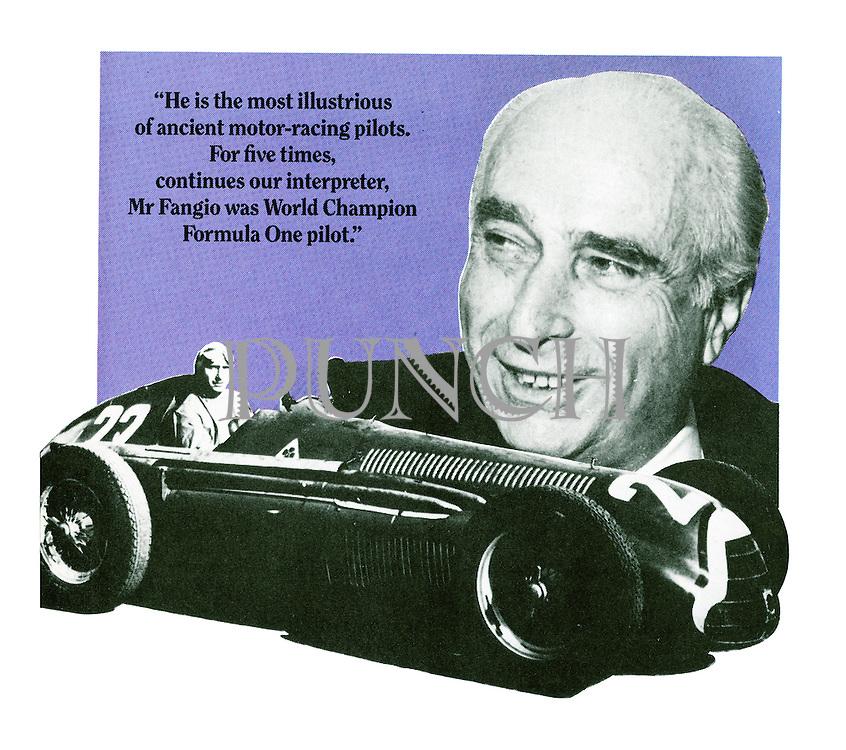 Passing Through (Juan Fangio)