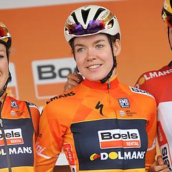 01-09-2017: Wielrennen: Boels Ladies Tour: Weert: Anna van der Breggen