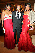l to r: Joyce Jackson, Torian Robinson and Jocelyn Taylor at The Fifth Annual Grace in Winter Gala honoring Susan Taylor, Kephra Burns, Noel Hankin and Moet Hennessey USA and benfiting The Evidence Dance Company held at The Plaza Hotel on February 3, 2009 in New York City.