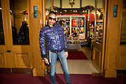 SONIQUE, Cirque de Soleil London premiere of Quidam. Royal albert Hall. 6 January 2009