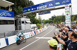 Rafal Majka during 5th Time Trial Stage of 25th Tour de Slovenie 2018 cycling race between Trebnje and Novo mesto (25,5 km), on June 17, 2018 in  Slovenia. Photo by Vid Ponikvar / Sportida