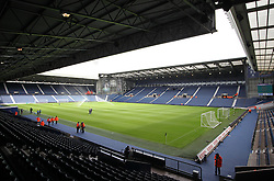 General view of the Hawthorns before the match - Mandatory by-line: Jack Phillips/JMP - 20/08/2016 - FOOTBALL - The Hawthorns - West Bromwich, England - West Bromwich Albion v Everton - Premier League