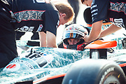 August 4-6, 2011. Indycar Honda Indy 200 at Mid Ohio. 4 J.R. Hildebrand National Guard   (Panther Racing)