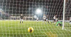 Falkirk's third goal. Falkirk 3 v 1 St Mirren, Scottish Championship game played 3/12/2016 at The Falkirk Stadium .