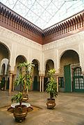 Palais de Justice - Palace of Justice the Local court. Casablanca, Morocco