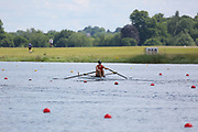 Race: 64  Event: Lightweight Single Sculls - Final<br /> <br /> National Schools Regatta 2018<br /> Sunday<br /> <br /> To purchase this photo, or to see pricing information for Prints and Downloads, click the blue 'Add to Cart' button at the top-right of the page. The Metropolitan Regatta 2018 The Metropolitan Regatta 2018