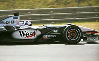 David COULTHARD,<br />    Motorsport Formel 1    McLaren Mercedes