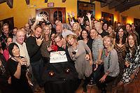 16 November 2013:  Tim Allinson 50th Surprise Birthday Party at Mozambique in Laguna Beach, CA.