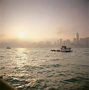 Vicotria Harbour, Hong Kong City, Hong Kong