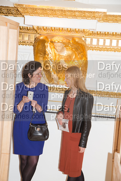 TESSA NICHOLSSON; SUE GODFREY, Sensing Spaces, Architecture Reimagined. Royal Academy. Piccadilly. 21 January 2014