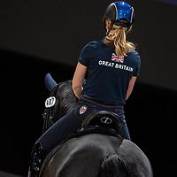 Training - Dressage - 2018 FEI World Cup Finals - Paris, France