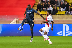 November 6, 2018 - Monaco, France - Wesley Moraes Ferreira da Silva (Club Bruges) - Jemerson  (Credit Image: © Panoramic via ZUMA Press)