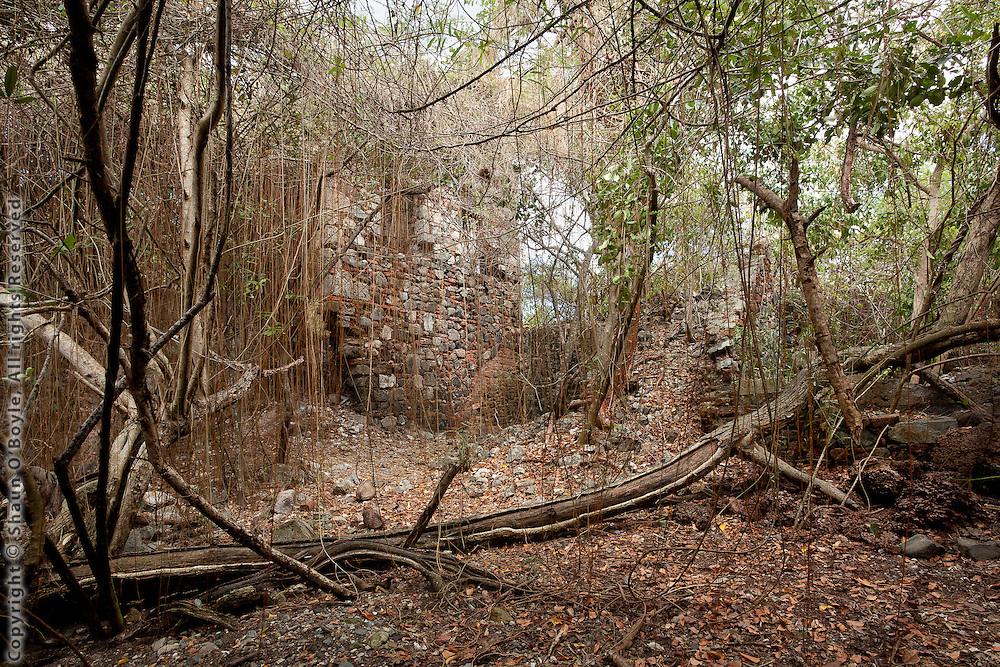 Brown Bay Ruins, St John, USVI