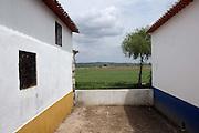 Jose Saramago's  birth place Aldeia da Azinhaga, central Portugal . Portuguese Nobel Prize of Literature, Jose Saramago, died at his house in Lanzarote on June 18. PAULO CUNHA/4SEEPHOTO