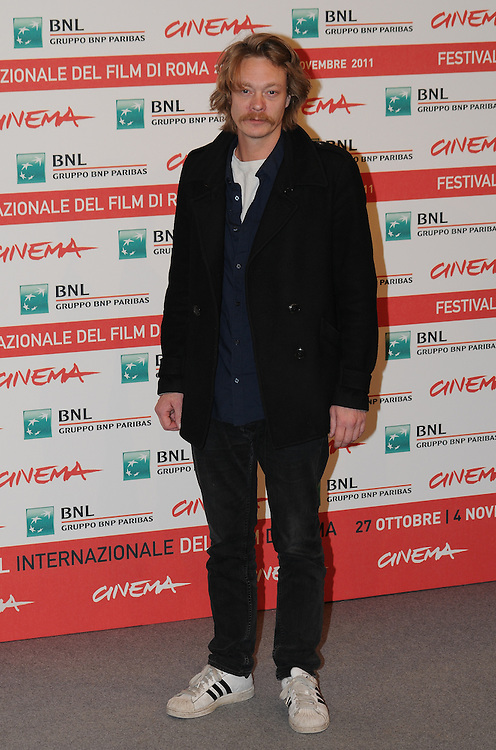 """Kristoffer Joner attends the photocall of """"Babycall"""" during the 6th International Rome Film Festival..October 31, 2011, Rome, Italy.Picture: Catchlight Media / Featureflash"""