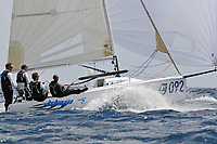 Seiling<br /> Foto: Dppi/Digitalsport<br /> NORWAY ONLY<br /> <br /> SAILING - VOLVO MELGES 24 WORLD CHAMPIONSHIP - PORTO CERVO (ITA) - 01/06/08<br /> <br /> BLOW (NOR)