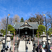 The Narita-san temple, also known as Shinsho-Ji (New Victory Temple), is Shingon Buddhist temple complex, was first established 940 in the Japanese city of Narita, east of Tokyo.
