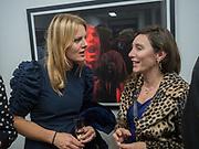 DANIELLE RADOJCIN; TANYA VON MOSER, The Verve, photographs by Chris Floyd ... Art Bermondsey Project Space, London. 6 September 2017