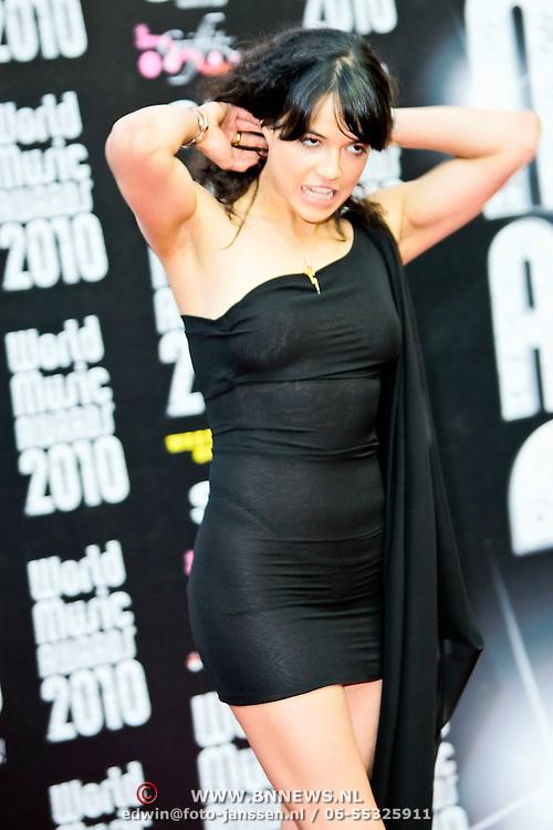 MON/Monte Carlo/20100512 - World Music Awards 2010, Michelle Rodriquez