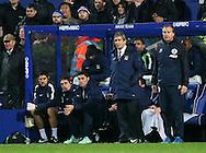 Manchester City's Manuel Pellegrini looks on<br /> <br /> - Barclays Premier League - Queens Park Rangers vs Manchester City- Loftus Road - London - England - 8th November 2014  - Picture David Klein/Sportimage