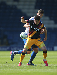 Alex Jones of Bradford City (R) in action - Mandatory by-line: Jack Phillips/JMP - 08/04/2017 - FOOTBALL - Gigg Lane - Bury, England - Bury v Bradford City - Football League 1