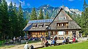 Schronisko górskie PTTK na Hali Ornak – schronisko turystyczne znajdujące się na Małej Polance Ornaczańskiej w górnej części Doliny Kościeliskiej w Tatrach Zachodnich