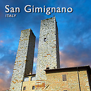 San Gimignano | Italy Pictures Photos Images & Fotos
