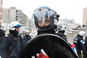 Montreal: Police Brutality Protest