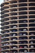 Marina City Towers at 300 N. State Chicago, IL, USA.