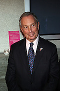 Mayor Michael Bloomberg at Rev. Al Sharpton's 55th Birthday Celebration and his Salute to Women on Distinction held at The Penthouse of the Soho Grand on October 6, 2009 in New York City